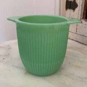 Little green cup